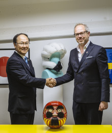 Hövding enters strategic alliance with Japanese airbag manufacturer Nihon Plast