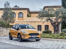 Täysin uusi Ford Fiesta Active Crossover yhdistää katumaastureiden vetovoiman ja täydellisen Fiesta-ajokokemuksen