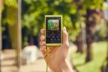 Walkman® серии NW-A30 — новый стильный дизайн и потрясающий звук