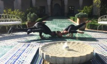 "NOSADE launches new yoga retreat format ""8 Days of Green Marrakech"""