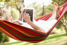 Viktlösa boktips inför semestern