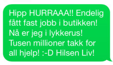 277 til jobb og utdanning i Hordaland, Rogaland og Agder