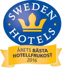 Sweden Hotels Awards 2016 - nomineringar Årets Bästa Hotellfrukost 2016