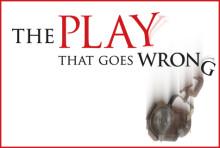 """Hyllade """"The Play that goes wrong"""" till Malmö och Göteborg i höst"""