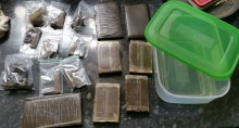 Man arrested and drugs, cash and taser seized following warrant in Birkenhead