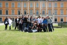Elever på Nyköping Strand Utbildningscentrum arrangerade busstur på Utflyktsvägen