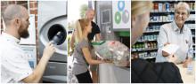 Vidste du, at der er mange flere steder, du kan aflevere pant i Danmark, end der f.eks. er pengeautomater?