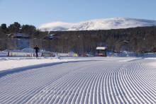 Tidigare och mer snö i Bruksvallarna, Ramundberget