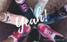 Yeah! Running - Stockholms nya löpargrupp för kvinnor