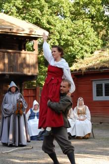 Sol-Lisa – en sann historia från 1777 teater på skansen
