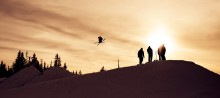 Sverigeeliten i snowboard och freeski gästar Hemavan