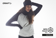 Craft SubZ Sweater:  Vinnare av ISPO Award Gold!