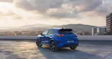 Uudessa Ford Pumassa yhdistyvät houkutteleva muotoilu, luokkansa suurin tavaratila ja polttoainetaloutta parantava kevythybriditekniikka