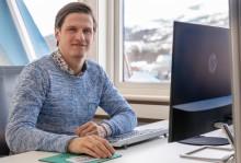 Mads Solheim flytter hjem til Vesterålen og er nyansatt hos Nettrakett