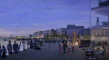 Grönt ljus för parkeringsanläggning på Skeppsbron