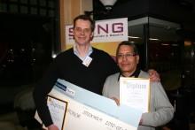 Säkrare cancerdiagnostik belönades med 50 000 kronor i finalen av STINGs Startupprogram