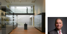 Föreläsning om nya Ashmolean Museum i Oxford