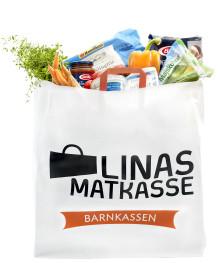 Nu lanseras Linas Barnkasse Laktosfri