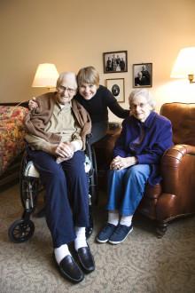 Forskardag om äldre och äldreomsorg