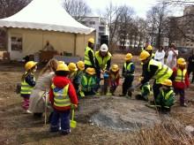 Edholm (FP): Framtidens förskola byggs i Råcksta