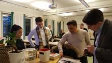 Ungdomar arbetar för ett tryggt Pettersberg