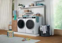 Spara tid och energi med tvättmaskiner och torktumlare ur WaveActive-serien från Gorenje.