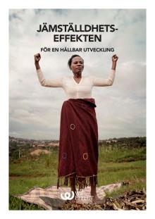Ny rapport: Jämställdhetseffekten – för en hållbar utveckling
