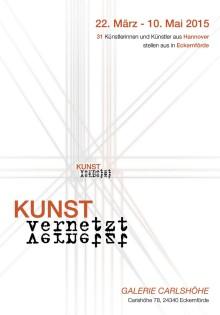 31 Künstlerinnen und Künstler aus der Region Hannover zeigen Kunst in Eckernförde/Schleswig Holstein