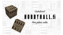 55-vuotias Hobby Hall -brändi uudistuu