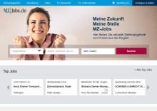stellenanzeigen.de unterstützt Mitteldeutsche Zeitung beim eigenen Online-Stellenmarkt