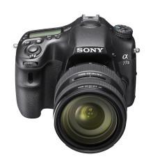 A nova α77 II da Sony mantém uma nitidez excelente graças ao seu sistema de focagem automática de 79 pontos