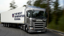 Scania launches stronger ethanol engine – easier for fleet operators to go green