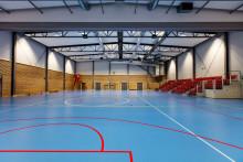 Framtidens idrottshall invigd i Storvreta