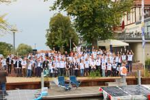"""Deutsch-russische Konferenz """"Nachhaltige erneuerbare Energiesysteme"""" am 12. September 2017 an der Technischen Hochschule Wildau"""