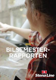 Fler svenskar åker på bilsemester i sommar