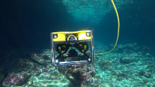 Nido Robotics to showcase its underwater drone family at Oceanology International London 2020