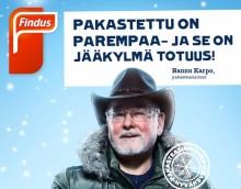 FINDUS-UUTUUDET SYYSKUU 2012