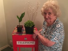 Bombs, blazes and the blitz - all in a day's work for Nottingham telephonist Eileen