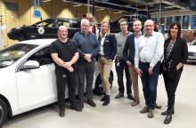 Nytt samarbete mellan Östrabo Yrkes, Volvo Car Sverige och Brandt Bil