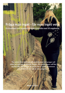 """Rapport """"Frågar man inget - får man inget veta"""" 2012"""