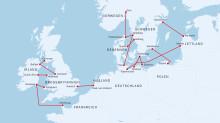 Von Irland bis Lettland – Campen in ganz Europa mit Stena Line