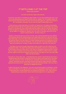 Dolores Haze biografi
