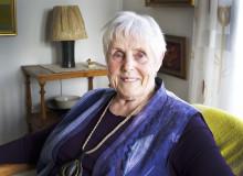 Författaren Elsie Johansson får RFSU-priset 2015