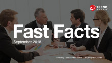 Fast Facts september