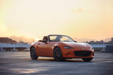 Mazda presenterer MX-5 30th Anniversary Edition