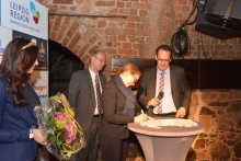 """Kooperationsvertrag zwischen der Stadt Torgau und dem Tourismusverein """"Sächsisches Heideland"""" e.V. wurde unterzeichnet"""