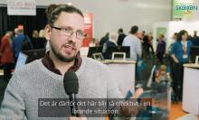 """""""Varför ska jag som lärare bry mig om gamification?"""" med Adam Palmquist"""