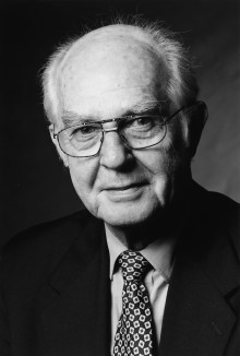 Verleger Dr. Walther Müller verstorben