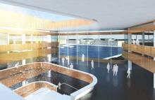 Byggstart för Malmö högskolas nya profilbyggnad