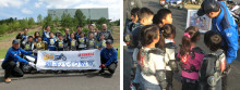 「親子バイク教室」が「第11回キッズデザイン賞」を受賞 子ども向け車いす用電動アシストユニット、幼児用組立式プールに続く3年連続